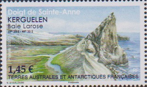 FRENCH S. ANTARCTIC TERRITORY (2020)- Kerguelen Point