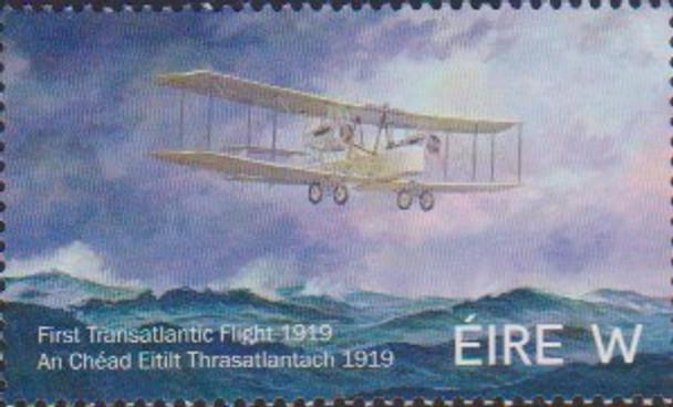 IRELAND (2020)- 1ST TRANS-ATLATIC FLIGHT