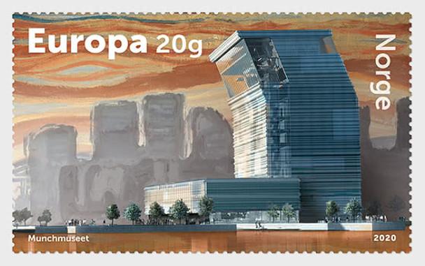NORWAY (2020)- MUNCH MUSEUM