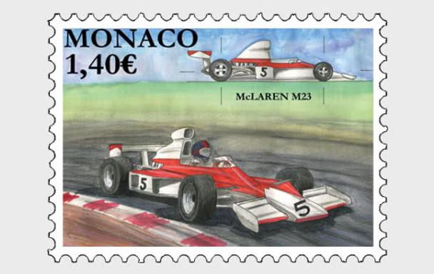 MONACO (2020)- Legendary Race Cars - MC Laren M23 & Cooper Climax T53