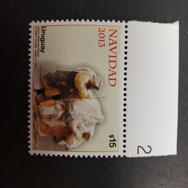URUGUAY (2013) Christmas , Religion(1V)