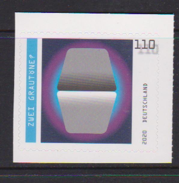 GERMANY (2020)- Optical Illusion (self-adhesive)