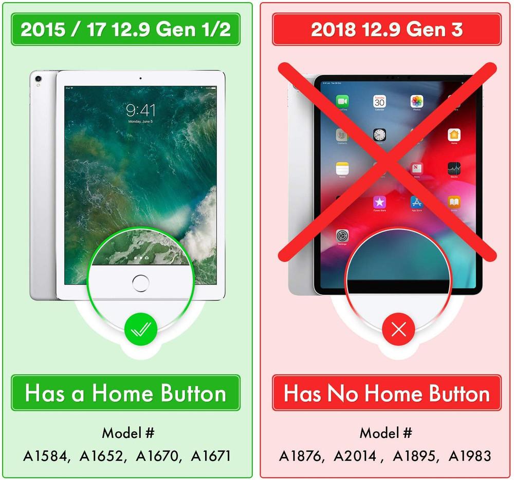 iPad Pro 12.9 (1 & 2) - Prodigy X