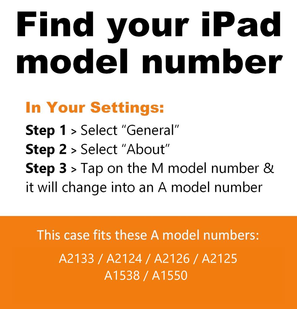 iPad mini 5 / 4 Muse Case