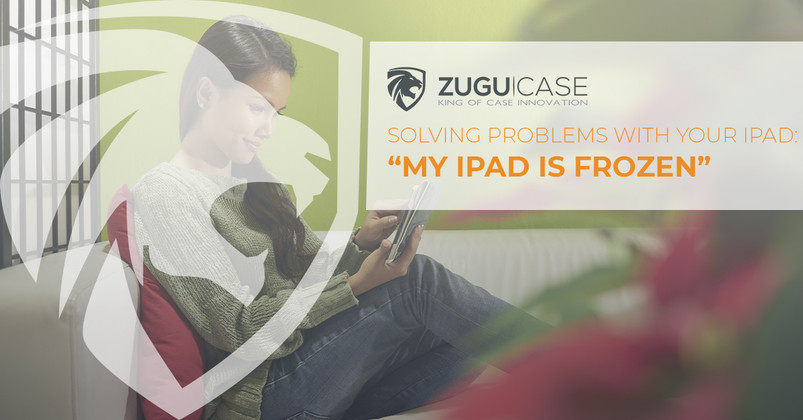 "Solving Problems with your iPad: ""My iPad is Frozen"""