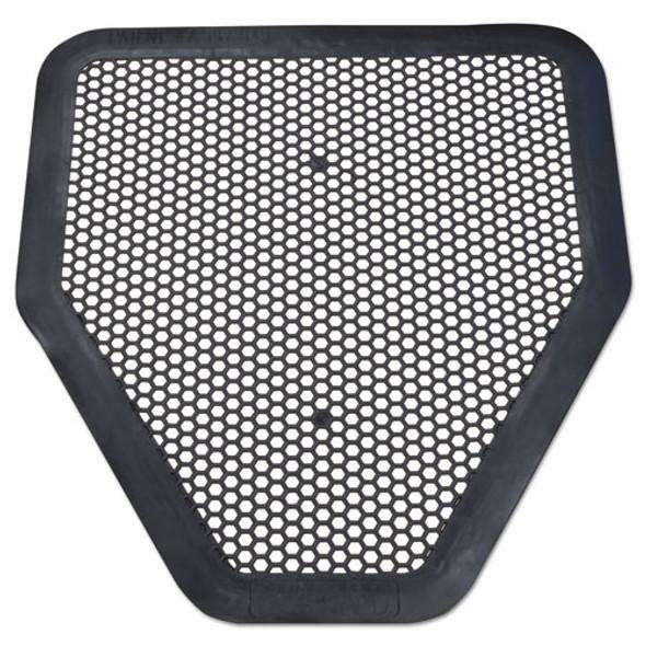 Deo-gard Disposable Urinal Mat, Charcoal, Mountain Air, 17.5 X 20.5, 6/carton