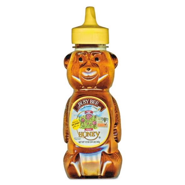 Clover Honey, 12 Oz Bottle, 12/carton