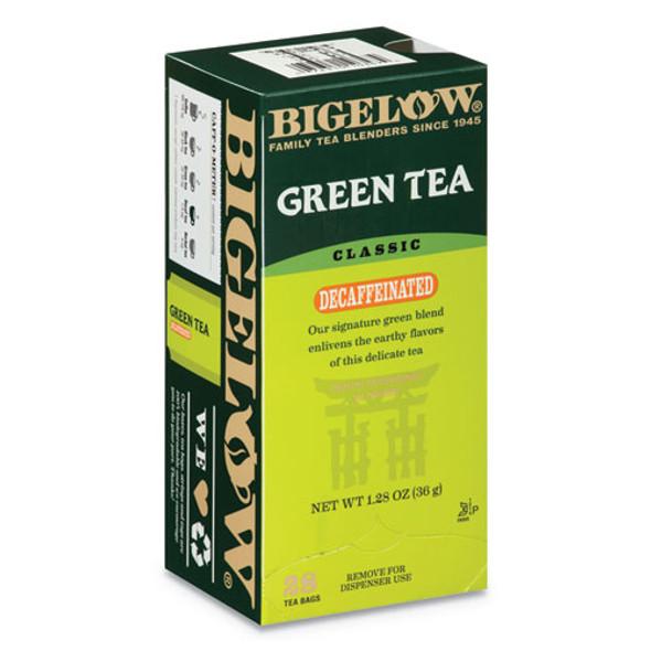 Decaffeinated Green Tea, Green Decaf, 0.34 Lbs, 28/box