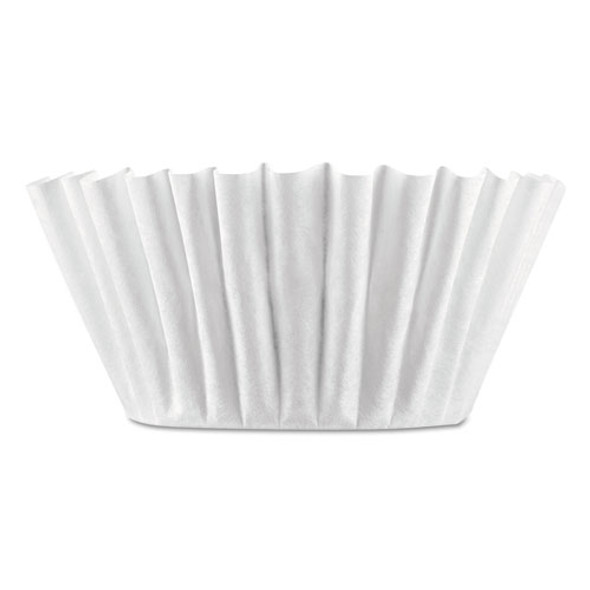 Coffee Filters, 8/10-cup Size, 100/pack