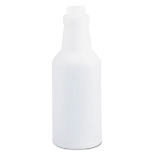 Handi-hold Spray Bottle, 16 Oz, Clear, 24/carton