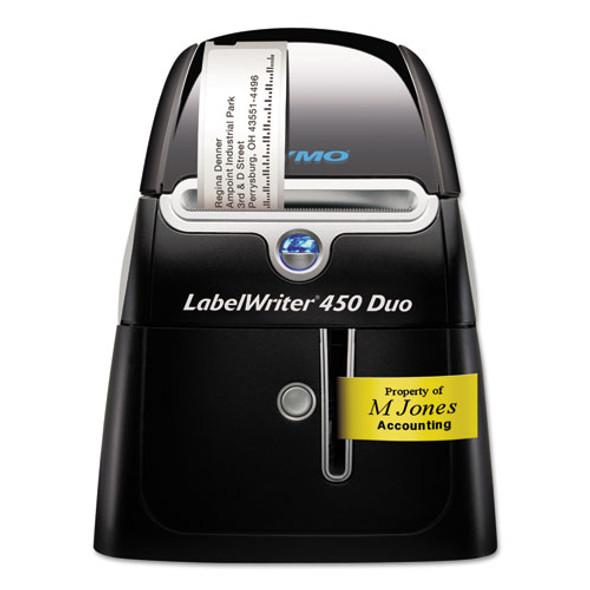 "Labelwriter 450 Duo Printer, 2 3/10"" Labels, 71 Label/min, 5.5w X 7.8d X 7.30h"