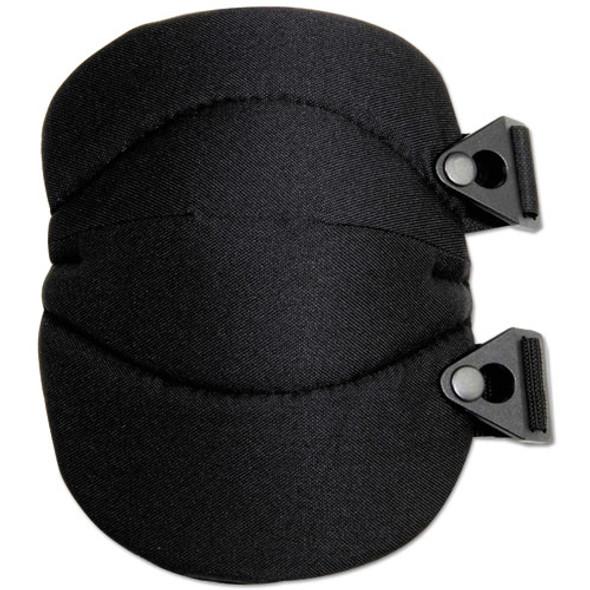 Proflex 230 Wide Soft Cap Knee Pad, One Size Fits Most, Black