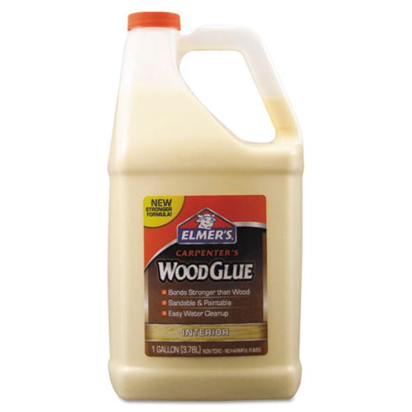 Carpenter Wood Glue, 1 Gal, Dries Beige