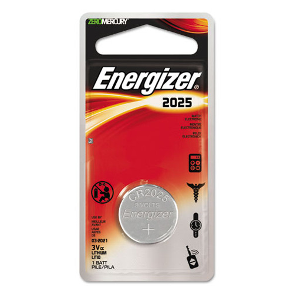 2025 Lithium Coin Battery, 3v