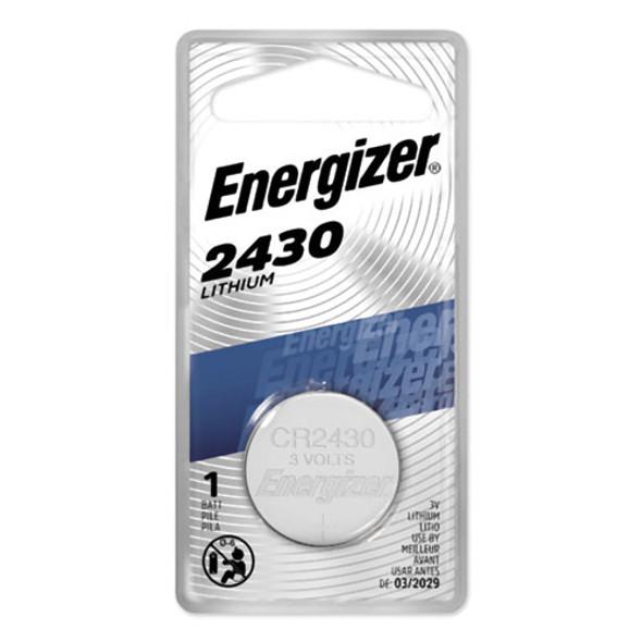 2430 Lithium Coin Battery, 3v