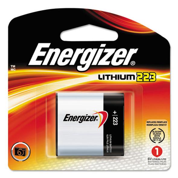 223 Lithium Photo Battery, 6v