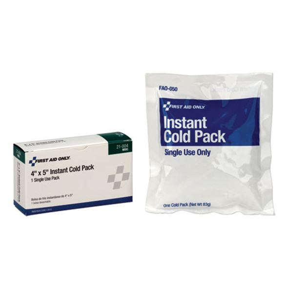 Cold Pack, 1 1/4 X 2 1/8