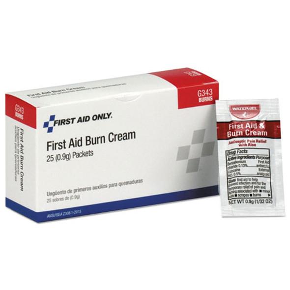 24 Unit Ansi Class A+ Refill, Burn Cream, 25/box