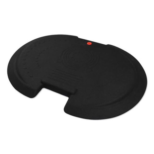 Afs-tex 5000 Anti-fatigue Mat, Bespoke, 26 X 36, Black