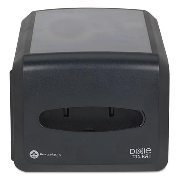 "Countertop Napkin Dispenser, 13.25"" X 7.18"", Black"