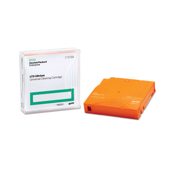 Lto Universal Cleaning Cartridge, 20 Uses