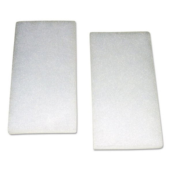 Final Filter For Wind Tunnel Vacuum, 2pk/ea