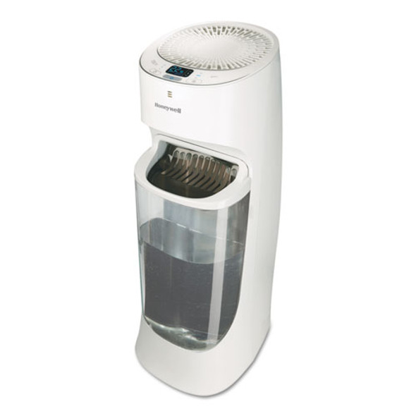 Top Fill Tower Humidifier, 10.95w X 12.68d X 28.20h