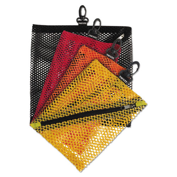 Mesh Storage Bags, Assorted Colors, 4/pk