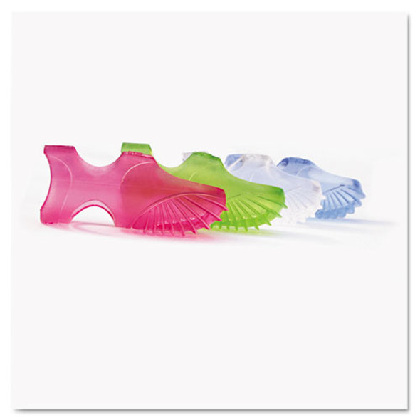 Tippi Micro-gel Fingertip Grips, Size 3, X-small, Assorted, 10/pack