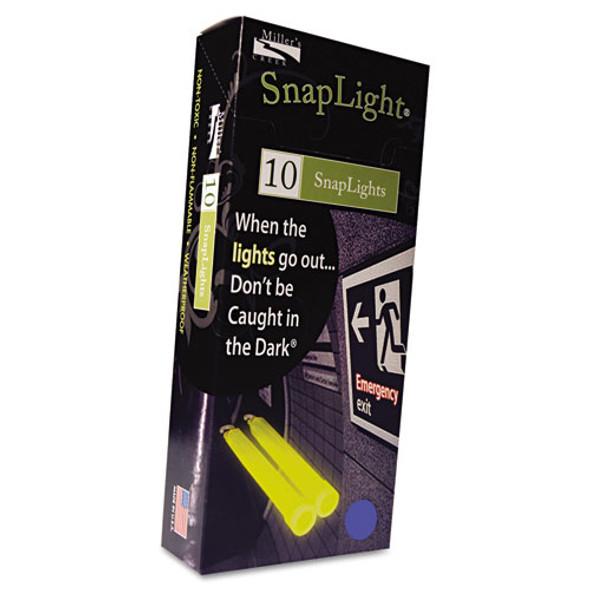"""Snaplights, 6""""l X 3/4""""w, Blue, 10/box"""