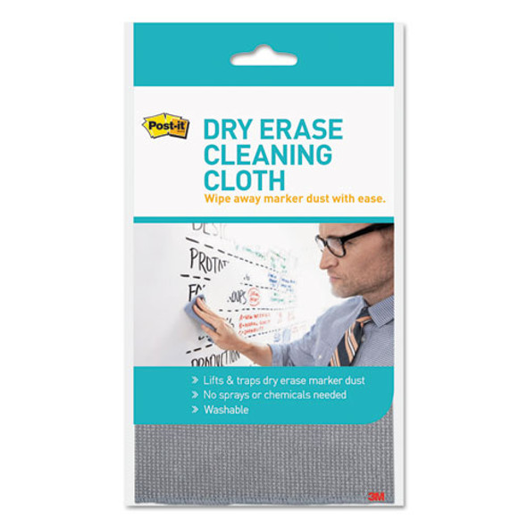 """Dry Erase Cleaning Cloth, 10.63"""" X 10.63"""""""