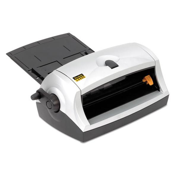 """8 1/2 Heat-free Laminator W/ 1 Cartridge, 8.5"""" Max Document Width, 9.2 Mil Max Document Thickness"""