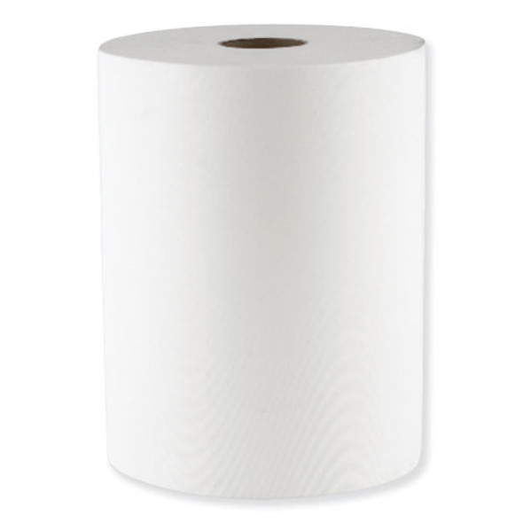 "10 Inch Tad Roll Towels, 10"" X 700 Ft, White, 6/carton"