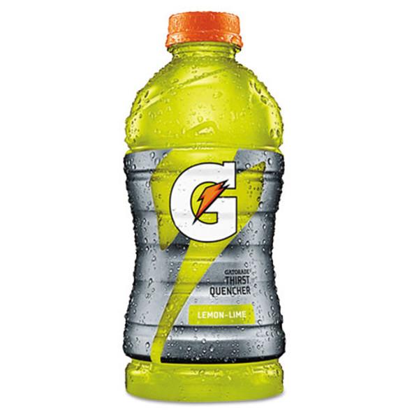 G-series Perform 02 Thirst Quencher Lemon-lime, 20 Oz Bottle, 24/carton