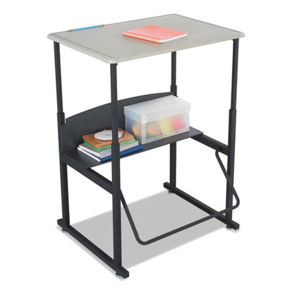 Alphabetter Desks, 28w X 20d X 42h, Beige