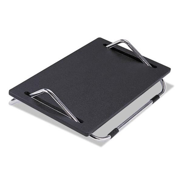 Ergo-comfort Adjustable Footrest, 18.5w X 11.5d X 5h, Black