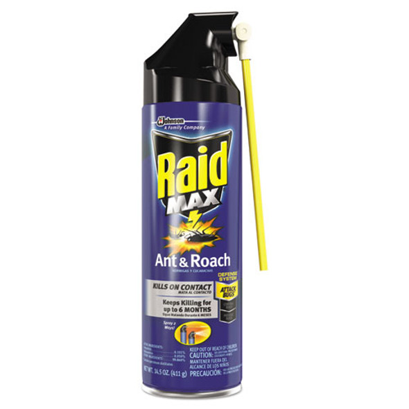 Ant/roach Killer, 14.5 Oz, Aerosol Can, Outdoor Fresh