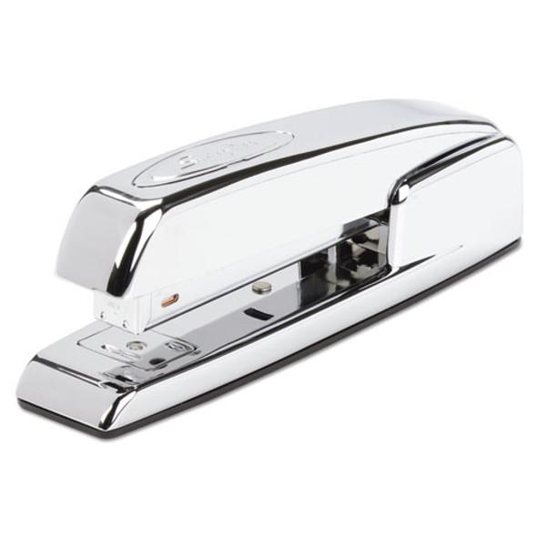 747 Business Full Strip Desk Stapler, 25-sheet Capacity, Polished Chrome