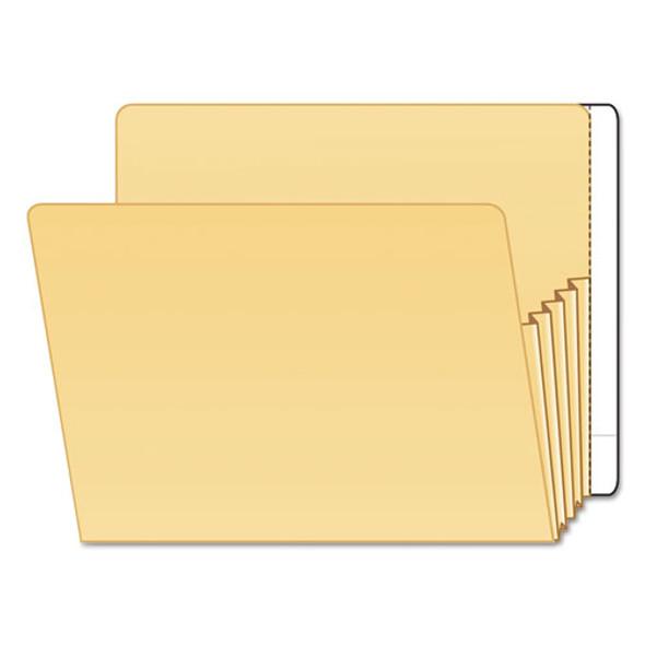 File Folder End Tab Converter Extenda Strip, 3 1/4 X 9 1/2, White