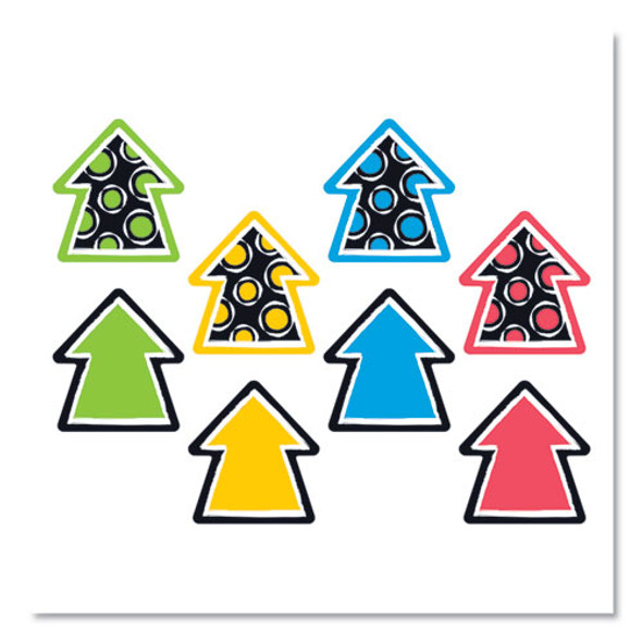 """Bold Strokes Classic Accents Variety Pack, 36 Assorted Arrows, 6"""" X 7.88"""""""