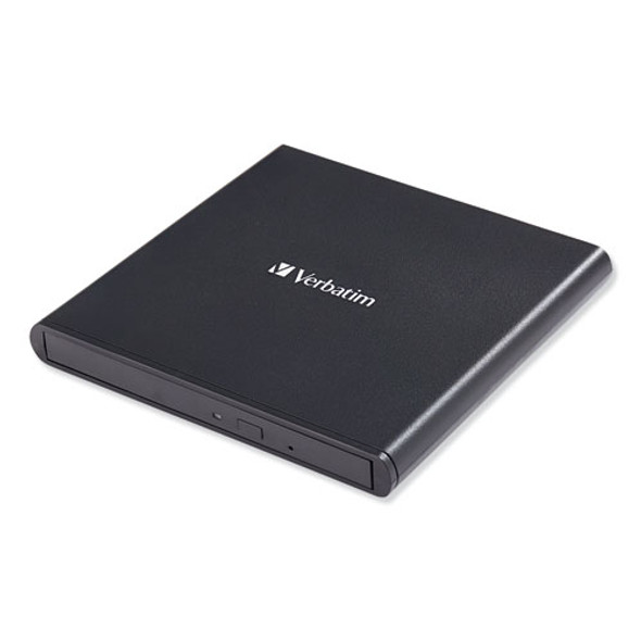 External Slimline Cd/dvd Writer, 8x Dvd Write Speed/24x Cd Write Speed
