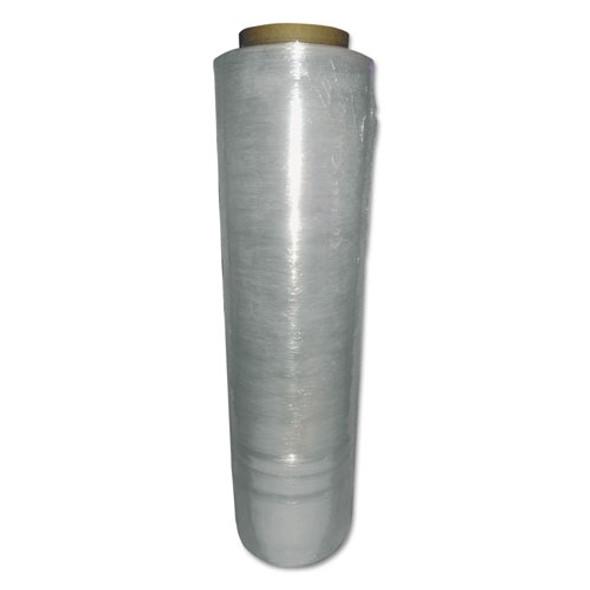 Heavy Pallet Film Wrap, 18 In X 1500ft, 4 Rolls/carton