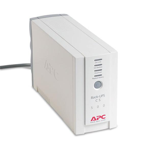 Bk500 Back-ups Cs Battery Backup System, 6 Outlets, 500 Va, 480 J