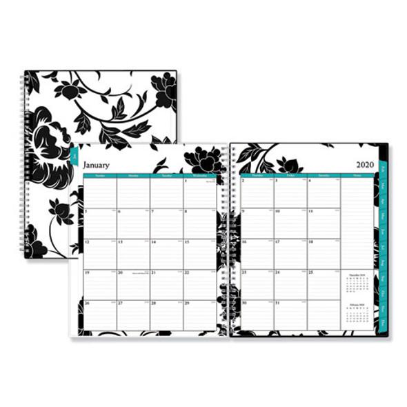 Barcelona Cyo Weekly/monthly Planner, 11 X 8.5, 2021