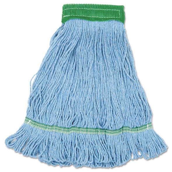 Boardwalk Blue Cotton Mop Heads
