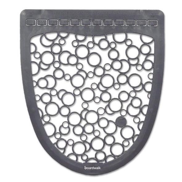 Urinal Mat 2.0, Rubber, 17.5 X 20, Gray/white, 6/carton