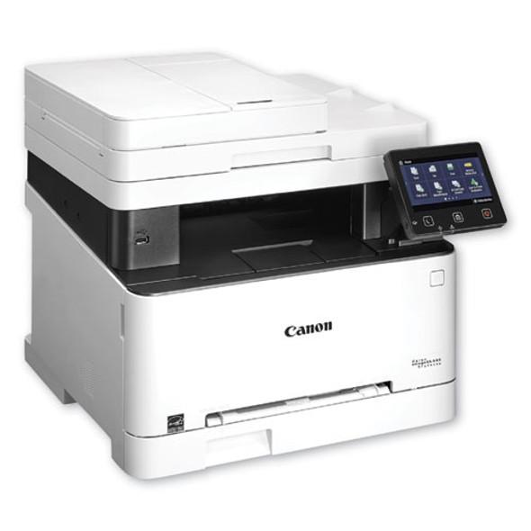 Color Imageclass Mf644cdw Wireless Multifunction Laser Printer, Copy/fax/print/scan