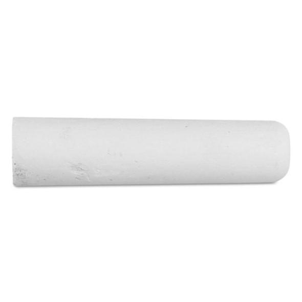 """Railroad Crayon Chalk, 4"""" X 1"""", White, 72/box"""