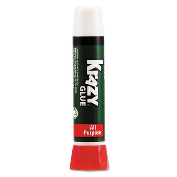 All Purpose Krazy Glue, 0.07 Oz, Dries Clear