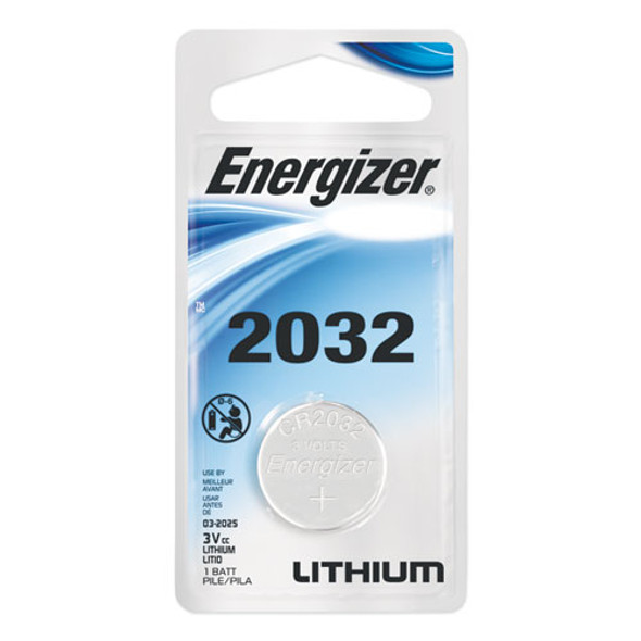 2032 Lithium Coin Battery, 3v